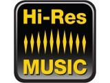 Визначення та логотип стандарту High-Resolution Audio