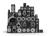 Типи гучномовців в звукових системах об'ємного звучання